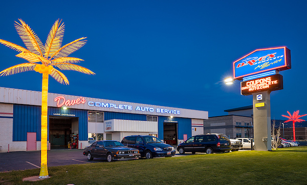 Daves Auto Center