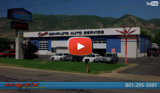 Dave's Auto Center: Intro Video