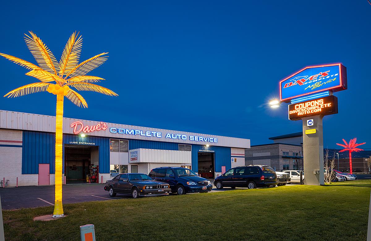 Dave's Auto Center