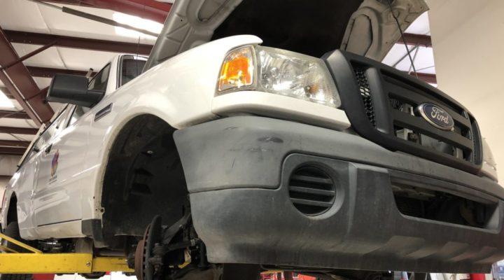 2011 Ford Ranger Repair