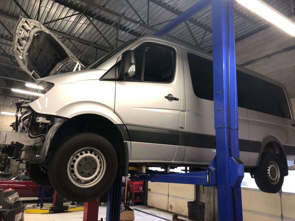 Mercedes Benz Sprinter Van Repair & Service in Utah - Dave's Auto Center