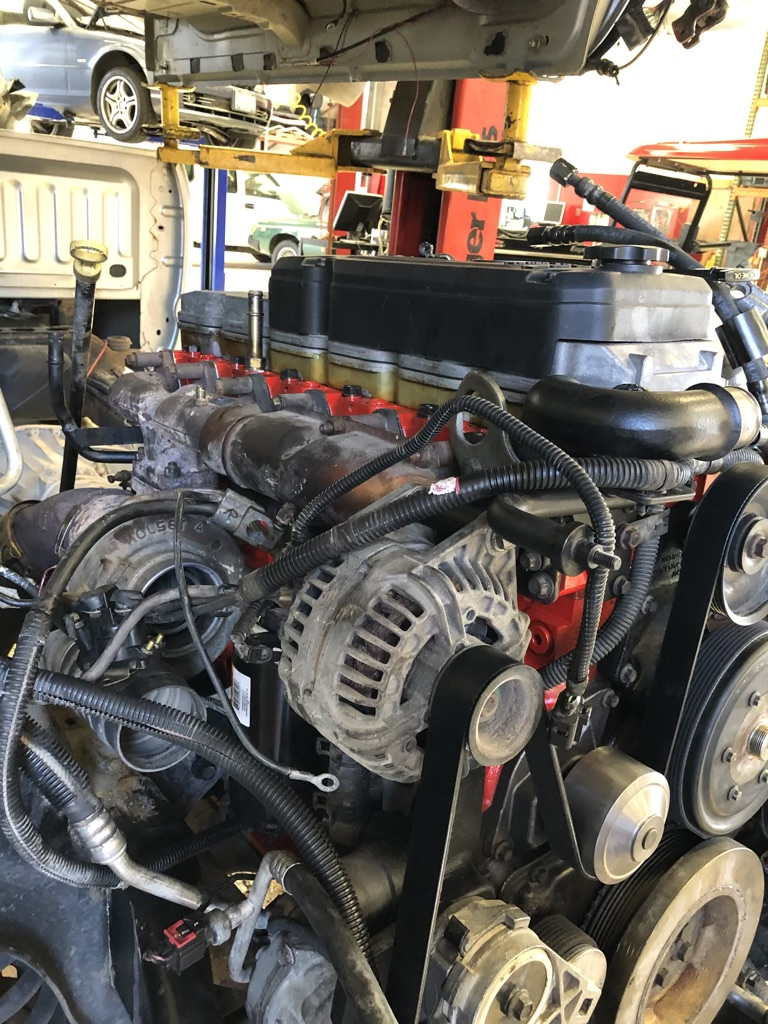 Dodge Ram 5.9L Cummins Engine Repair